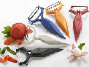 Для чистки овощей и фруктов