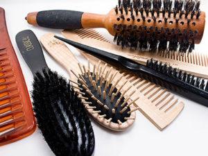 Массажки и расчёски