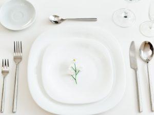 Для сервировки